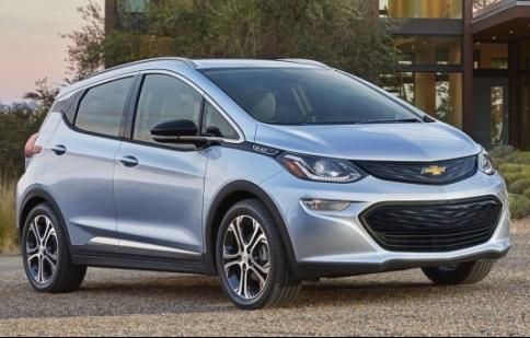 Chevrolet mang xe điện 30.000 USD đến CES 2016