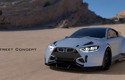 """Ngắm bản độ """"rắn hổ Mamba"""" cực chất của BMW M4 Couple"""