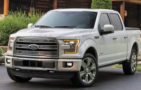 Những mẫu bán tải tiết kiệm nhiên liệu tại Mỹ năm 2016