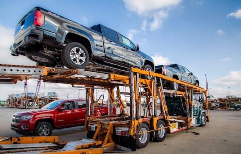 Ô tô Mỹ 2015: Phá vỡ kỷ lục doanh thu sau 15 năm