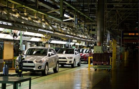 Sau Hà Lan, Mitsubishi đóng cửa thêm nhà máy tại Mỹ
