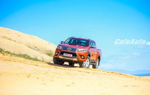 Toyota Việt Nam giới thiệu chương trình ưu đãi đặc biệt dành cho Hilux