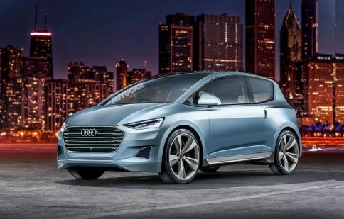 Audi lên kế hoạch sản xuất xe thành thị giá rẻ