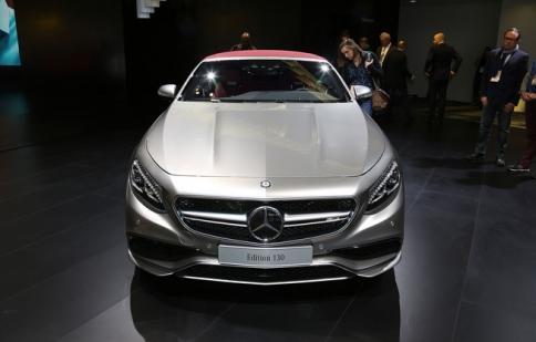 Mercedes-AMG S63 4Matic bản đặc biệt ra mắt tại Detroit Auto Show