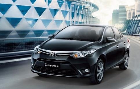 """Top 10 xe bán chạy nhất Việt Nam năm 2015: Vios tiếp tục """"trên đỉnh"""""""