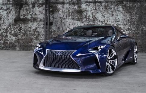Ngắm dàn xe hấp dẫn tại Detroit Auto Show 2016