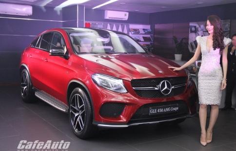 Doanh số bán của các hãng xe hạng sang tại Việt Nam tăng mạnh trong năm 2015