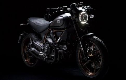 Ducati Scrambler 2016 tung phiên bản đặc biệt đậm chất Italia