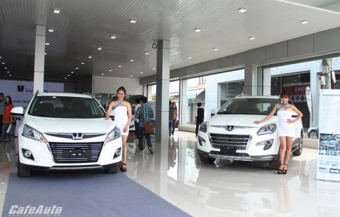 Luxgen khai trương đại lý chính hãng tại Tp Hồ Chí Minh