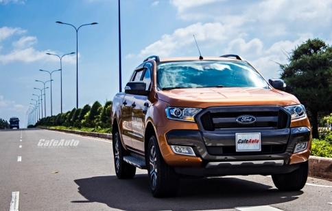 Ford lập kỷ lục doanh số trên toàn Đông Nam Á trong năm 2015