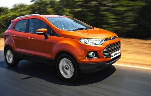 Ford tiến hành triệu hồi 728 chiếc EcoSport tại Việt Nam