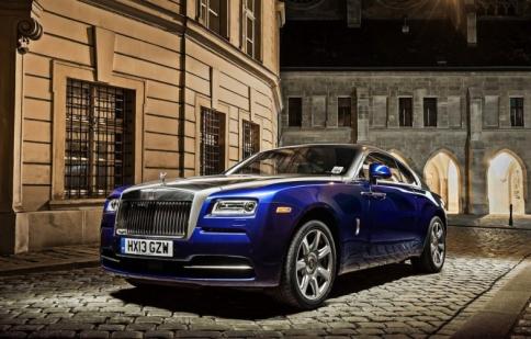 Hãng xe siêu sang Rolls-Royce bán 3.785 xe trong năm 2015