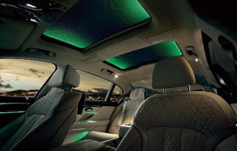 BMW sẽ trang bị cửa sổ trời dành cho bản 7-series