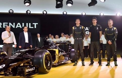 Renault công bố kế hoạch toàn diện cho bộ phận xe thể thao