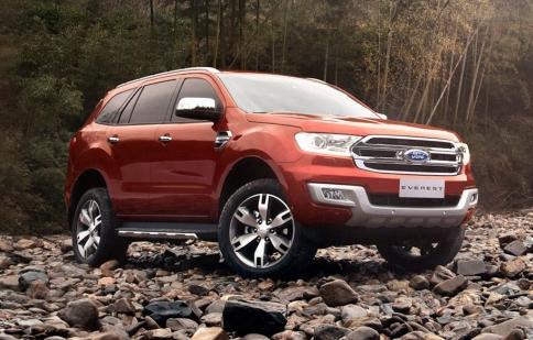 Ford Everest đạt chuẩn an toàn 5 sao của ASEAN NCAP
