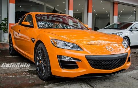 Hàng độc Mazda RX-8 facelift tại Hà Nội
