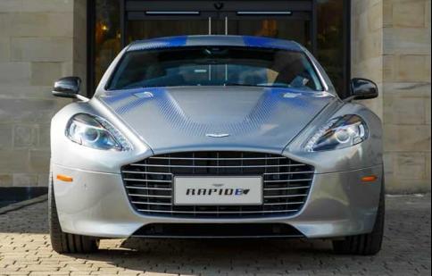 Hãng xe sang Aston Martin chuẩn bị tung ra phiên bản xe điện đầu tiên