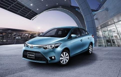 """Toyota Vios vẫn """"đắt hàng"""" nhất tại thị trường Việt Nam trong tháng 01/2016"""
