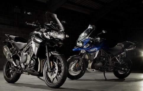 Triumph Explorer 2016 nâng cấp các phiên bản XR và XC