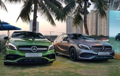Từ A đến S, danh mục sản phẩm đa dạng  của Mercedes-Benz Việt Nam trong năm 2016