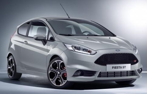 Ford Fiesta ST mạnh mẽ hơn với phiên bản mới