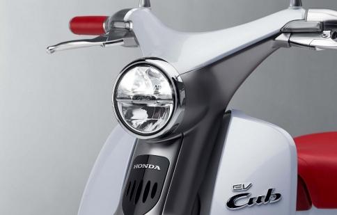 Honda sản xuất Super Cub chạy điện hoàn toàn