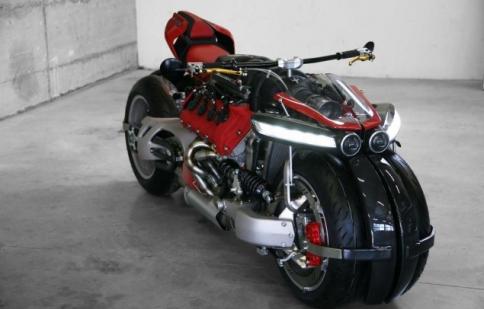 """Quái vật"" Lazareth LM847 ra mắt tại Geneva Motor Show 2016"
