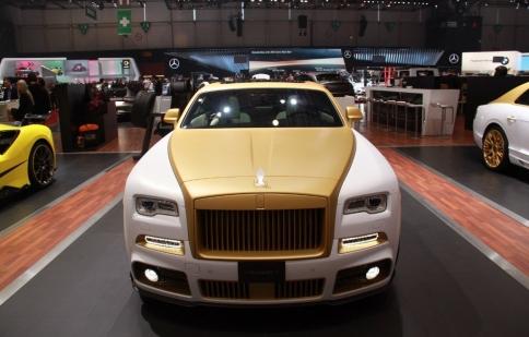 5 bản độ tuyệt đẹp tại triển lãm Geneva Motor Show 2016