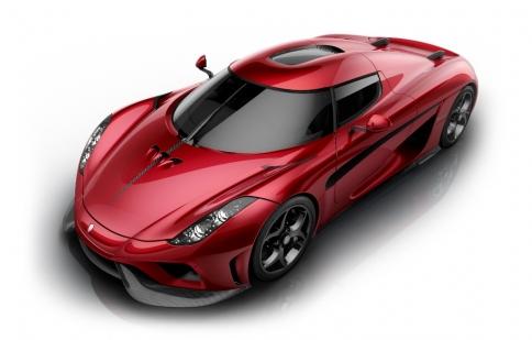 Koenigsegg Regera xuất hiện, Bugatti Chiron chưa thể vội mừng