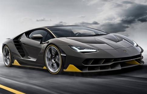 40 chiếc Lamborghini Centenario trị giá 1,75 triệu euro đã hết hàng khi vừa ra mắt