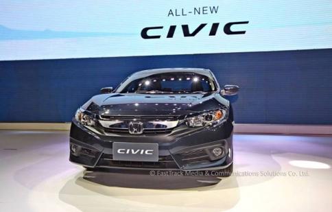 Chi tiết Honda Civic 2016 vừa ra mắt, sắp về Việt Nam