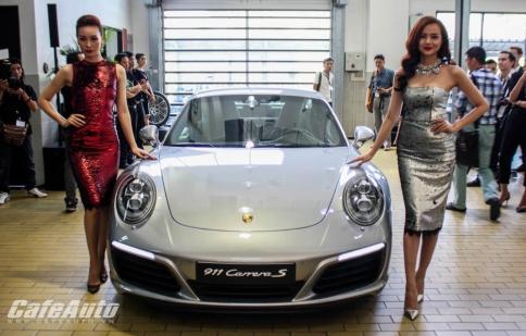Porsche 911 thế hệ mới ra mắt tại Việt Nam, 12 phiên bản, giá từ 6,7 tỷ đồng