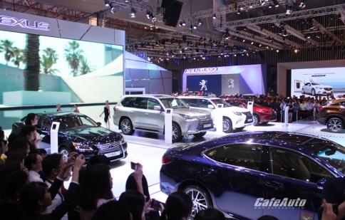 Tháng 2 doanh số bán hàng ngành ô tô giảm đột ngột
