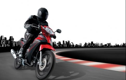 Honda Blade 110 mới, xe số giá rẻ dành cho người Việt