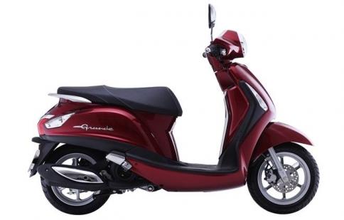 95.350 chiếc Yamaha Nozza Grande bị thu hồi tại Việt Nam