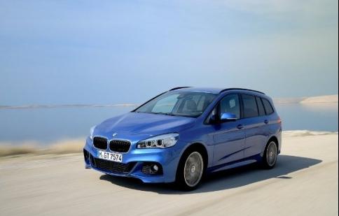 Xe gia đình 7 chỗ của BMW sắp về Việt Nam
