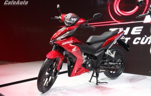 Honda Winner 150 – đối thủ mới của Yamaha Exciter 150