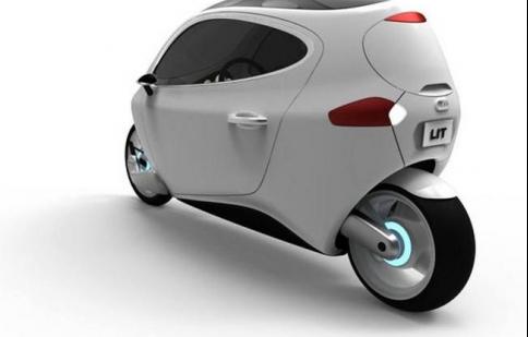 Lit Motor C1: Dòng xe 2 bánh tự cân bằng độc đáo