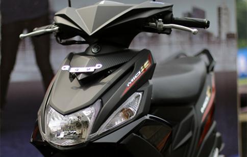 Tay ga cỡ nhỏ Yamaha Mio Z trình làng tại Đông Nam Á