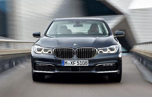 BMW 7-series mới ra mắt đã bị thu hồi do lỗi túi khí