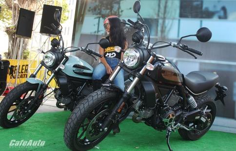Ducati Scrambler và chiến lược hướng đến giới trẻ Việt