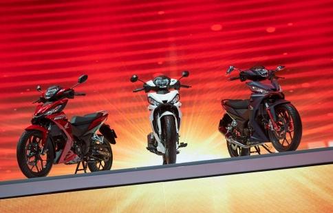 """Honda Winner 150 có gì để """"đấu"""" với Yamaha Exciter?"""