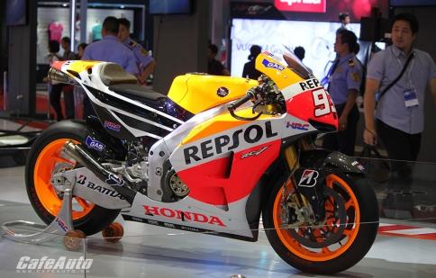 Bốn siêu xe đua MotoGP