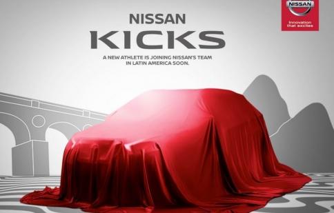 Nissan Kicks, đối thủ mới của Madza CX-3, Ford Ecosport