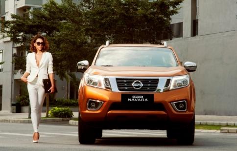 Nissan Việt Nam ra mắt Np300 Navara EL một cầu số tự động