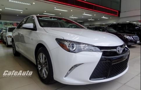 Tháng 3/2016: Toyota, Thaco vẫn ngự trị bảng xếp hạng xe bán chạy nhất