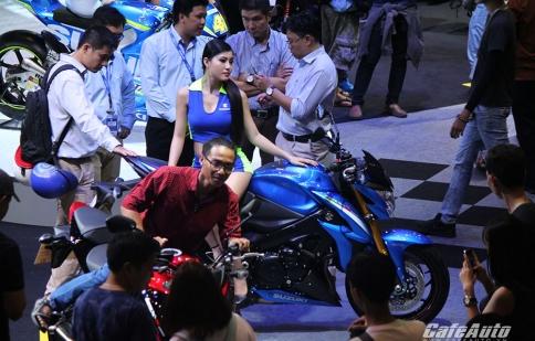 Triển lãm ô tô hay xe máy khiến người Việt quan tâm hơn?