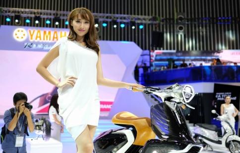 Bán xe máy cho 90 triệu dân Việt: Lợi nhuận của Yamaha thấp một cách