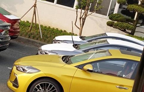 Lộ diện Hyundai Elantra Sport đời 2017
