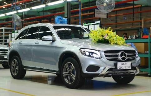 Những điểm nổi bật trên Mercedes GLC 2016 sắp ra mắt tại Việt Nam
